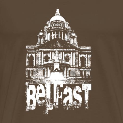 Belfast City Hall - Men's Premium T-Shirt