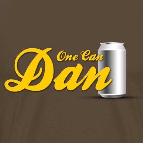 One Can Dan - Men's Premium T-Shirt