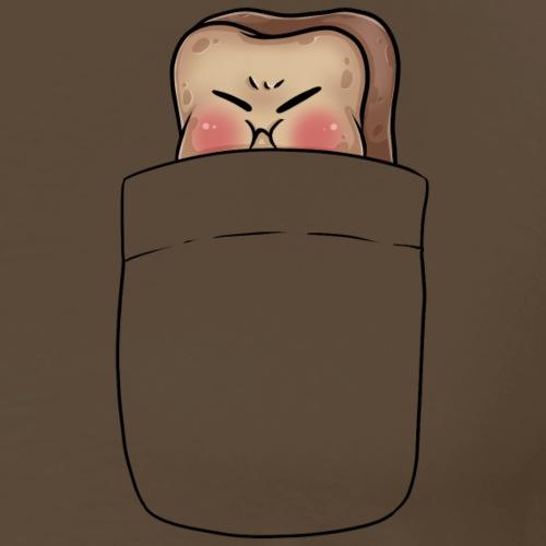 Schmollkornbrot Tasche - Männer Premium T-Shirt