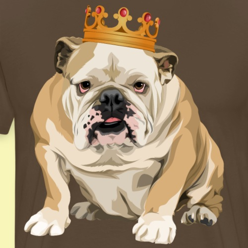 The real King - Men's Premium T-Shirt
