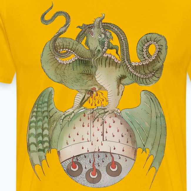 Middle Ages Dragon