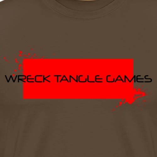 Wreck Tangle Games Logo - Men's Premium T-Shirt