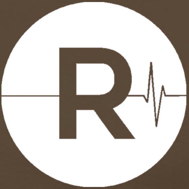 REVIVED Small R (White Logo)