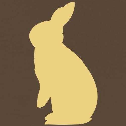 Rex Hase Kaninchen Häschen Rasse Langohr Nager - Männer Premium T-Shirt
