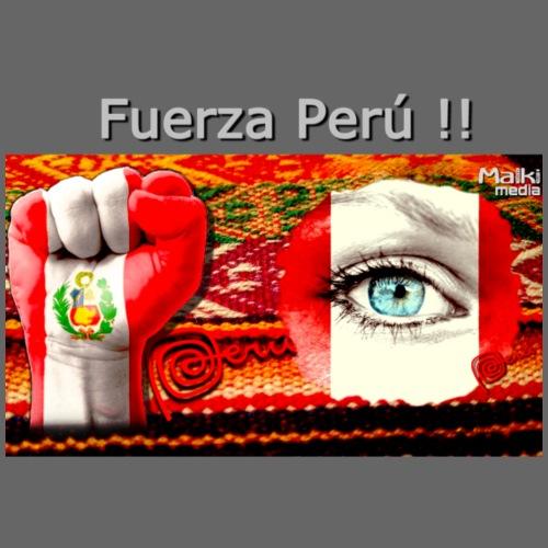Telar Fuerza Peru I. - Männer Premium T-Shirt