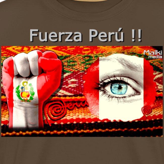 Telar Fuerza Peru I