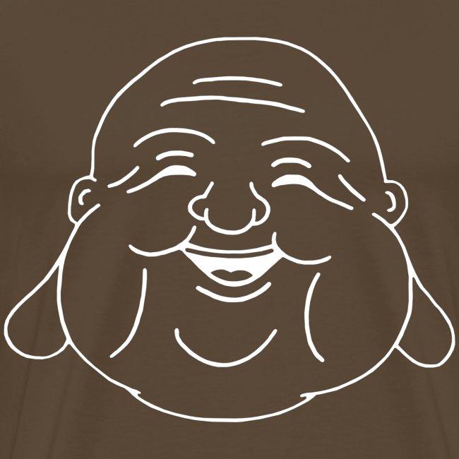 Buddha outline