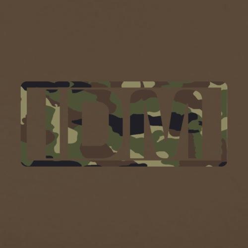 Urban Camo - Brown - Men's Premium T-Shirt