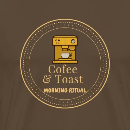 cofee - T-shirt Premium Homme