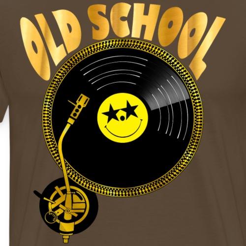 gold bling - Men's Premium T-Shirt