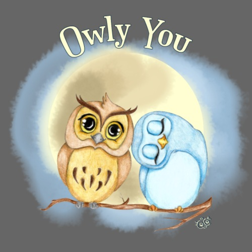 Owly You - T-shirt Premium Homme