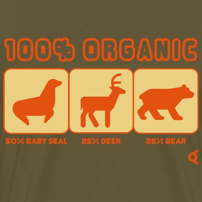 100 pct organic