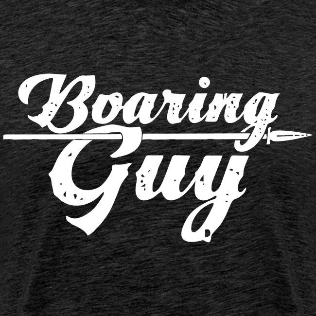 boaring guy