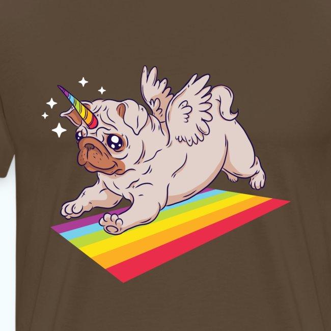 Unicorn Pug Limited Edition