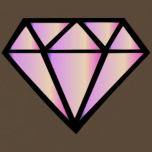 diamond luxury 5 - Camiseta premium hombre