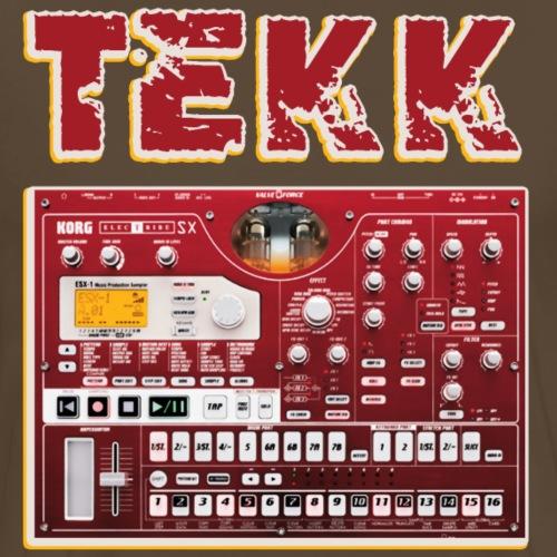 #tekk - Männer Premium T-Shirt