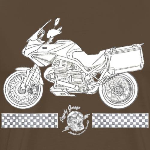 stelvio NTX - Maglietta Premium da uomo