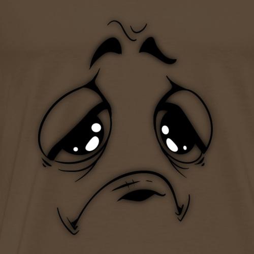 emotion triste - Maglietta Premium da uomo