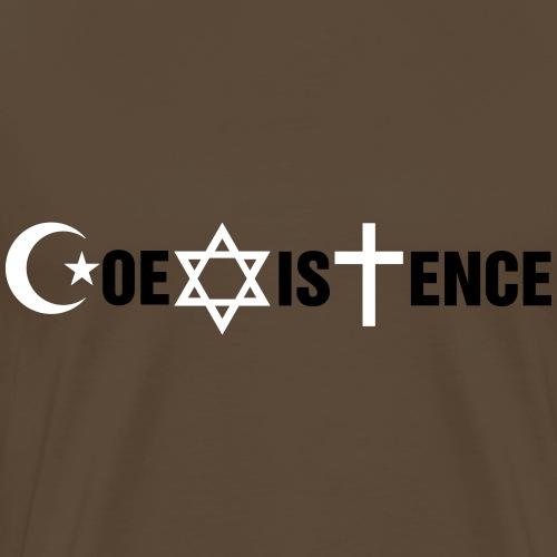 Coexistence - Männer Premium T-Shirt