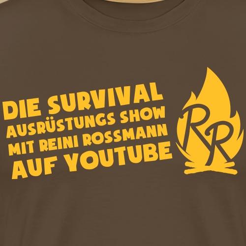 Reini Rossmann Survival Show