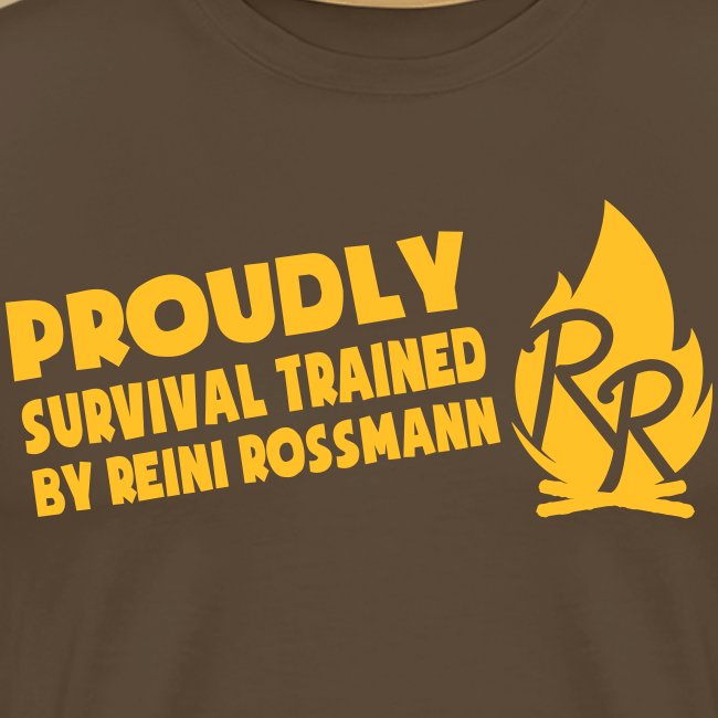 Survival Trained by Reini Rossmann