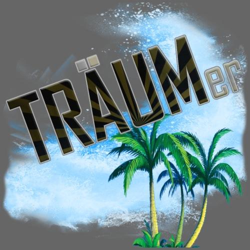 TRAUM - Träumer - Männer Premium T-Shirt