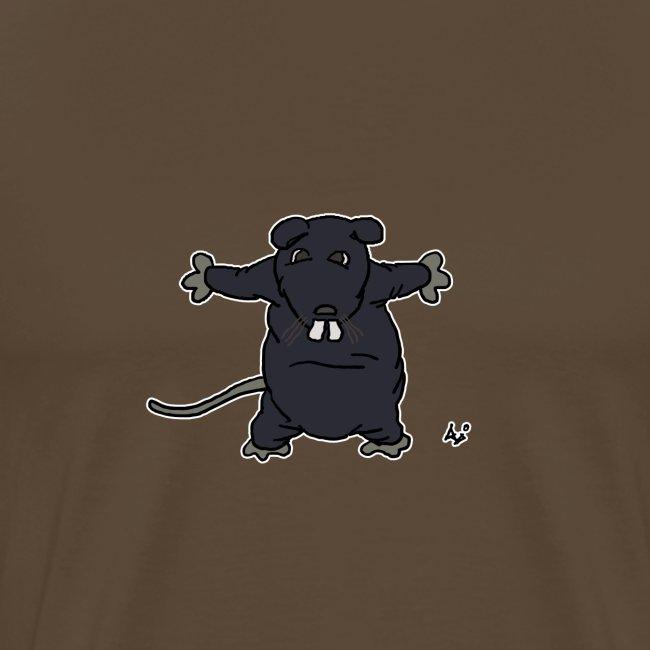 Henkie the Plush Rat