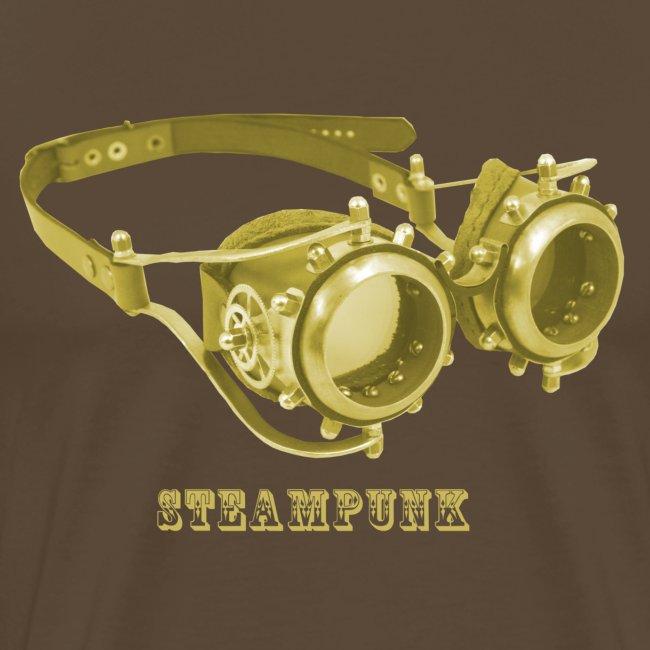 Steampunk Brille Retro
