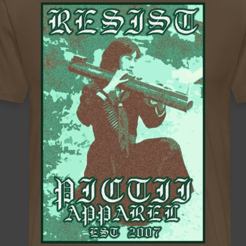 PICTRESIST6 - Men's Premium T-Shirt