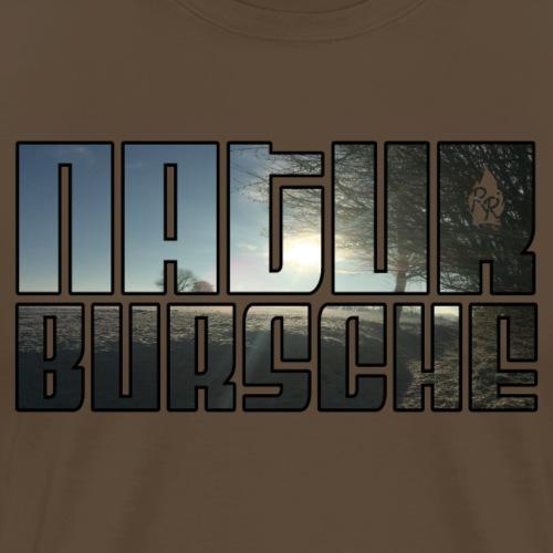 Naturbursche Ice - Männer Premium T-Shirt