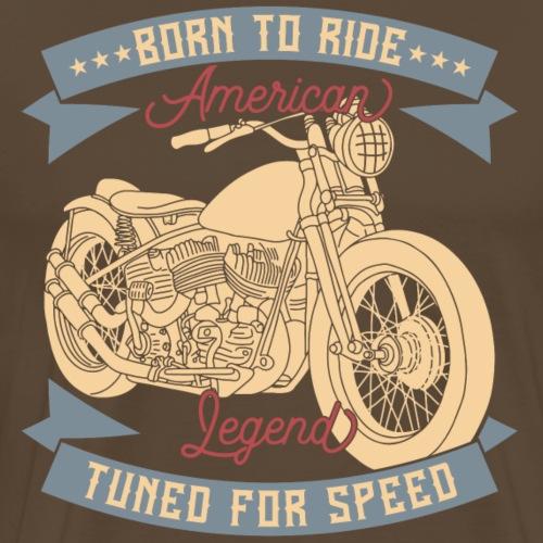 American Legend - Männer Premium T-Shirt