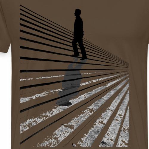 Stairs - Men's Premium T-Shirt