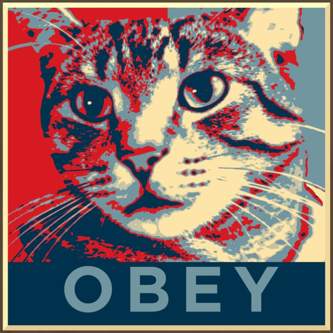 Obey the Cat!