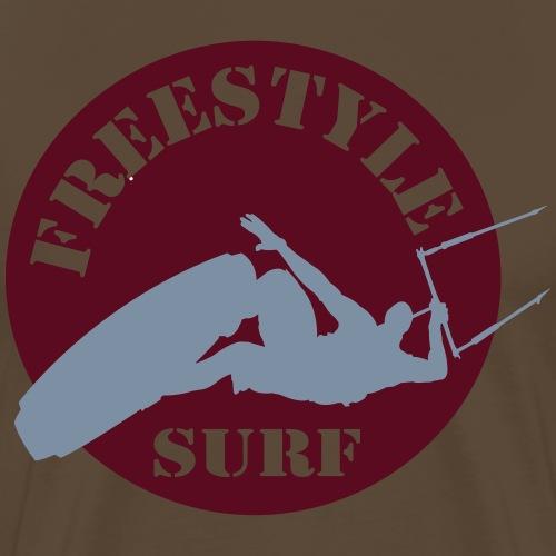 Freestyle Surf - Männer Premium T-Shirt
