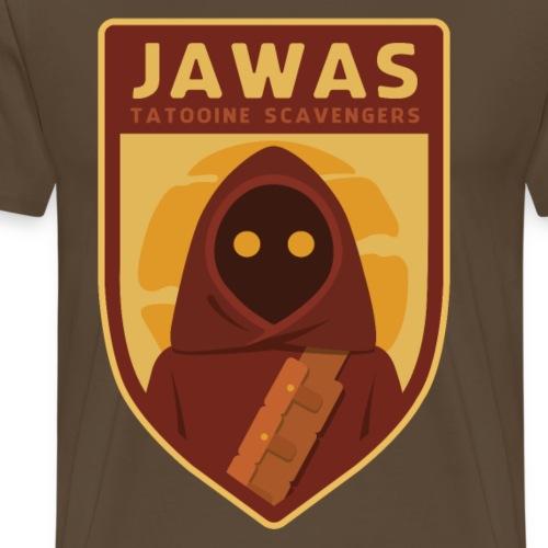 yeswas - Men's Premium T-Shirt