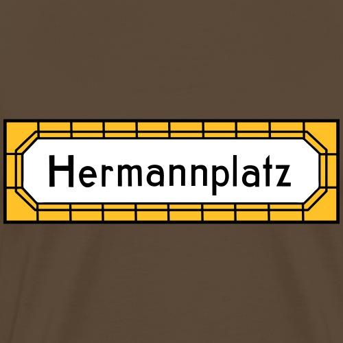 Hermannplatz NEUKÖLLN - T-shirt Premium Homme