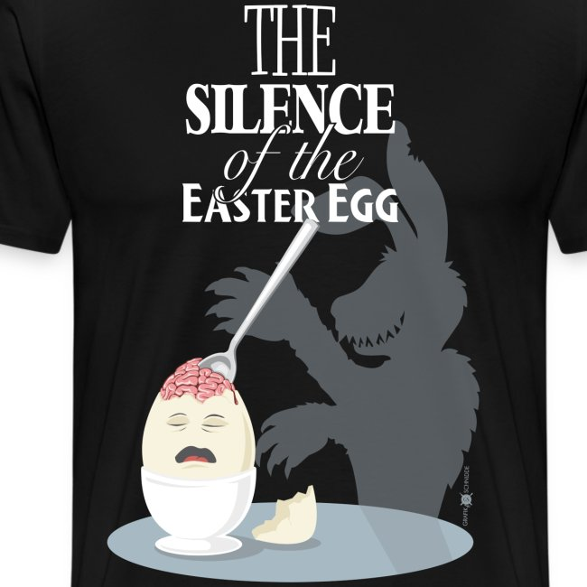 Osterei Zombie - Horror - Easter