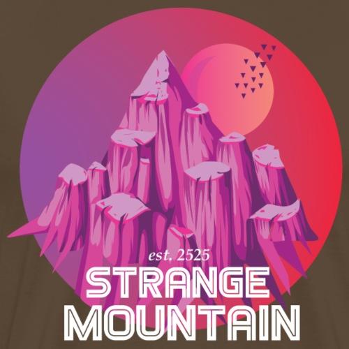 Strange Mountain - est. 2525