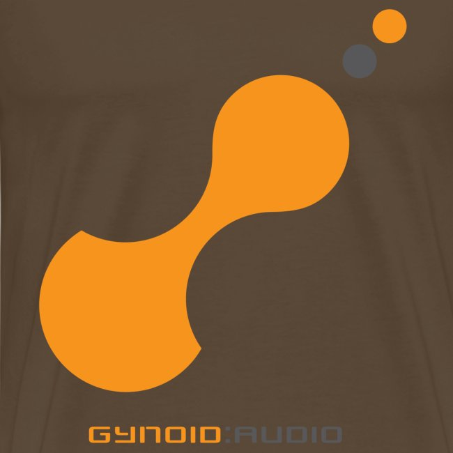 brand gynoid logo orange