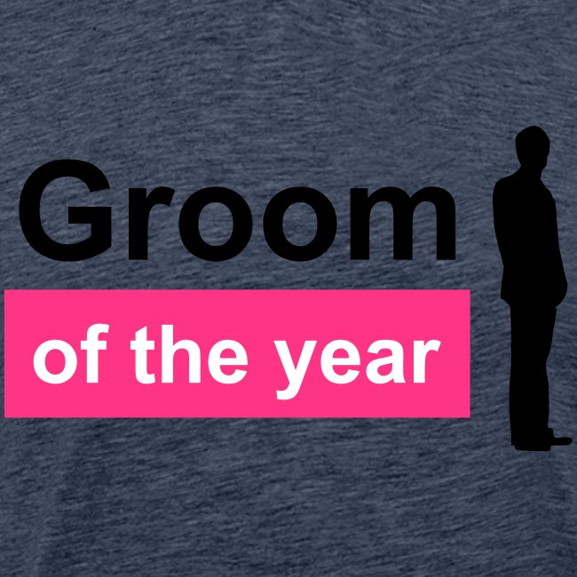 groom of the year - figur