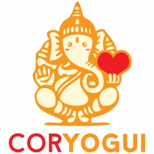 CorYogui - Camiseta premium hombre