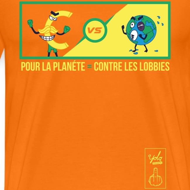 pour la planète R