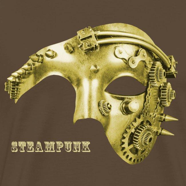 Steampunk Maske Retro