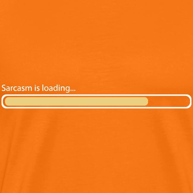 Sarcasm Loading...