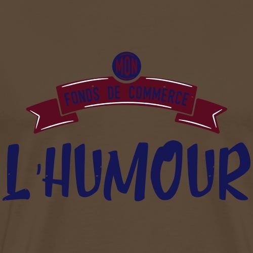 L'humour - T-shirt Premium Homme