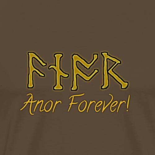 Forever Anor - Männer Premium T-Shirt