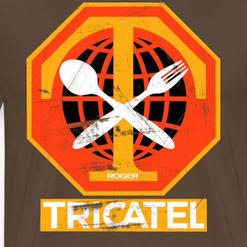 TRICATEL PNG png - T-shirt Premium Homme