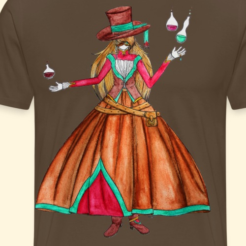 L'Alchimiste - T-shirt Premium Homme