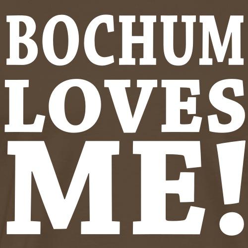 BOCHUM LOVES ME! - Männer Premium T-Shirt