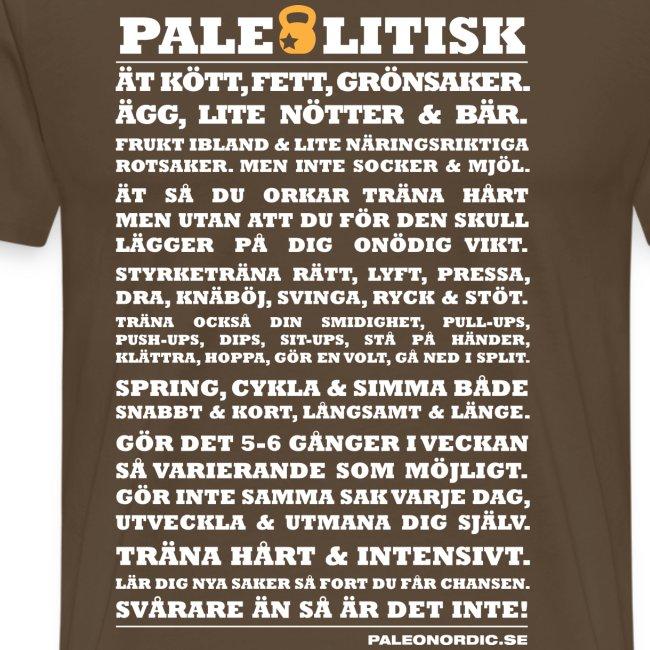 paleolitiskt vit